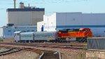 BNSF 8539 GEO Train