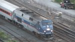 Metro-North P32ACDM to Poughkeepsie