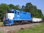 GMTX GP38-2 #2661 on the L&C