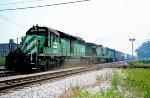 BN SD40-2 6334