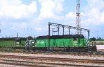 BN SD40-2 6356