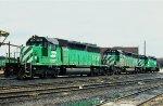 BN SD40-2 6738