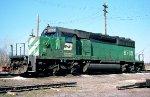 BN SD40-2 6788