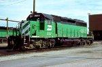 BN SD40-2 6843