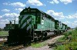 BN SD40-2 6905