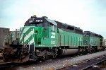 BN SD40-2 6915