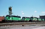 BN SD40-2 7066