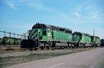 BN SD40-2 7074