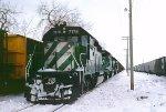 BN SD40-2 7178