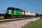 BN SD40-2 7179