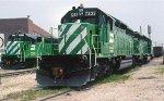 BN SD40-2 7233