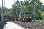 16:49 UP NB coal from the white bluff sub