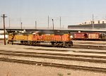 BNSF 8978 and 8845