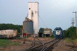 Industrial park tracks