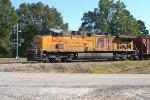 UP 6434 DPU for oil train