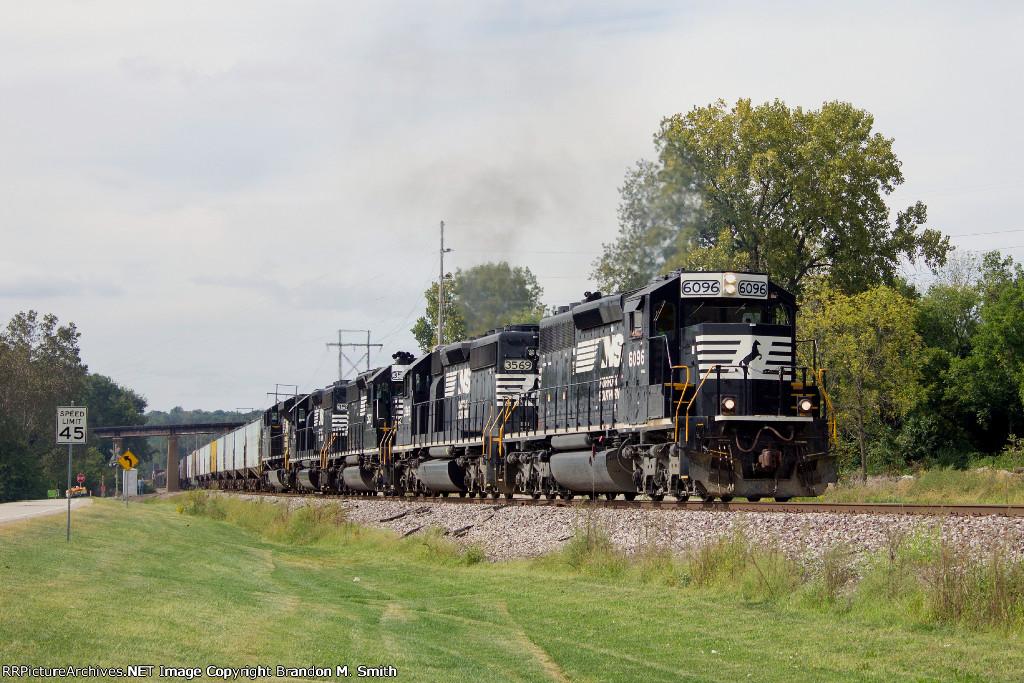 NS 6096 South