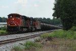 KCS Oil Train