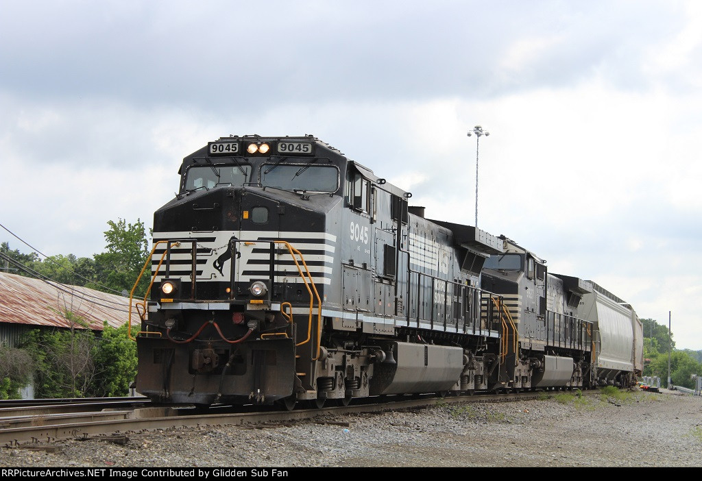 NS 9045 leads the 147