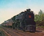 "PRR ""Pennsylvania 1361,"" 1955"