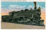 "PRR ""New Type Passenger Locomotive,"" K-4S, 1925"