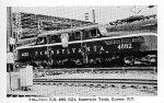 """PRR """"Pennsylvania 4882,"""" GG-1, c. 1962"""