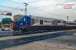 Hiawatha 339 rolling toward Milwaukee
