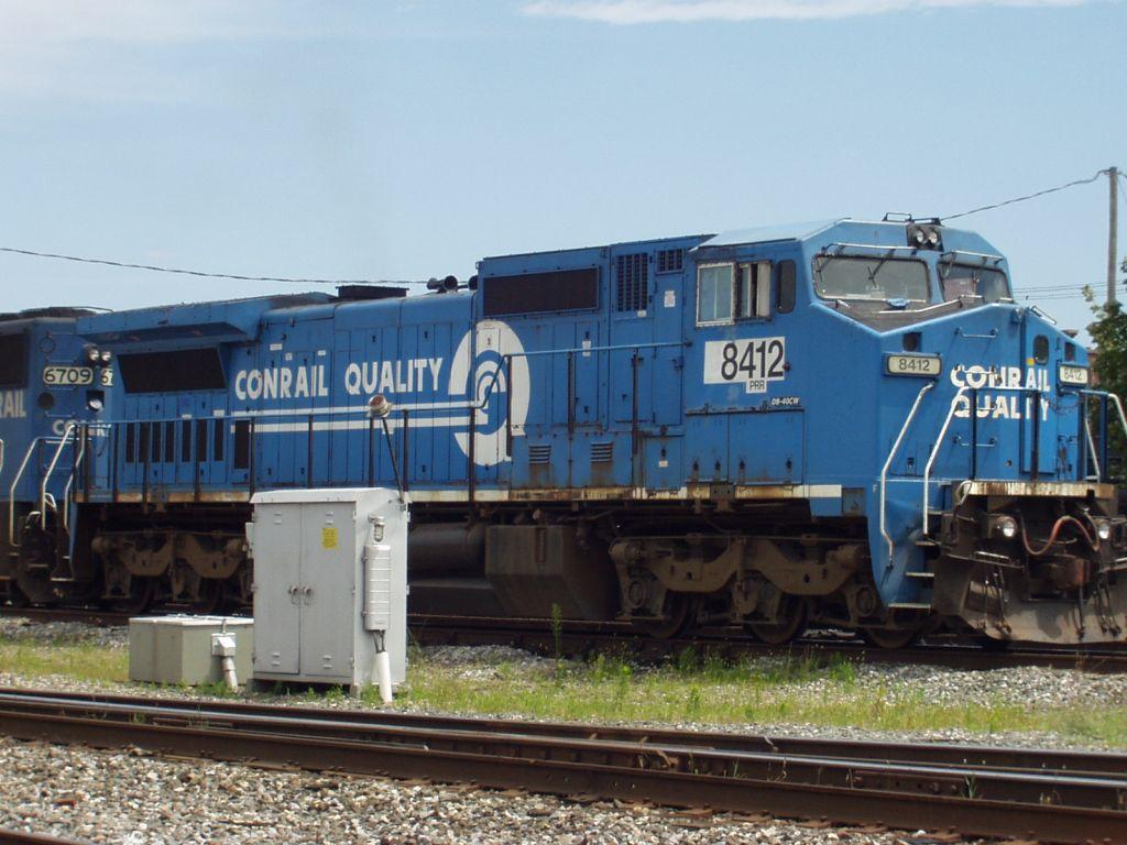 Conrail 8412