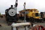 Coos Bay Lumber Co No 104 & OLD YELLOW 099