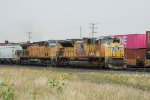 UP SD70ACe #8450