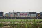 KCS SD50 #7001