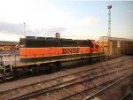 BNSF 1601