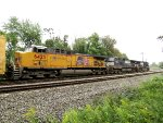 UP 6425 and NS 9439 and 9627