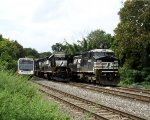 NJT 3513; NS 5271 and 8402