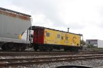 nys&w caboose