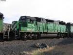 BNSF GP38-2 2375