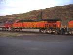 BNSF C44-9W 5448