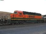 BNSF SD40-2 6909