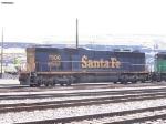 BNSF SD45-2B 7508