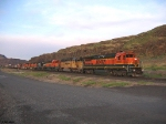 BNSF 8627 North