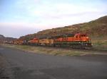 BNSF 8627 North