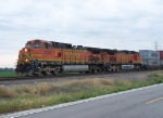 BNSF 4302
