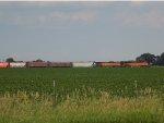 BNSF 7801 and BNSF 4541