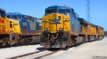 Former CSX side by side with a CSX