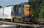 CSX 6531 is power for D750.