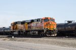 BNSF7275 and BNSF8827