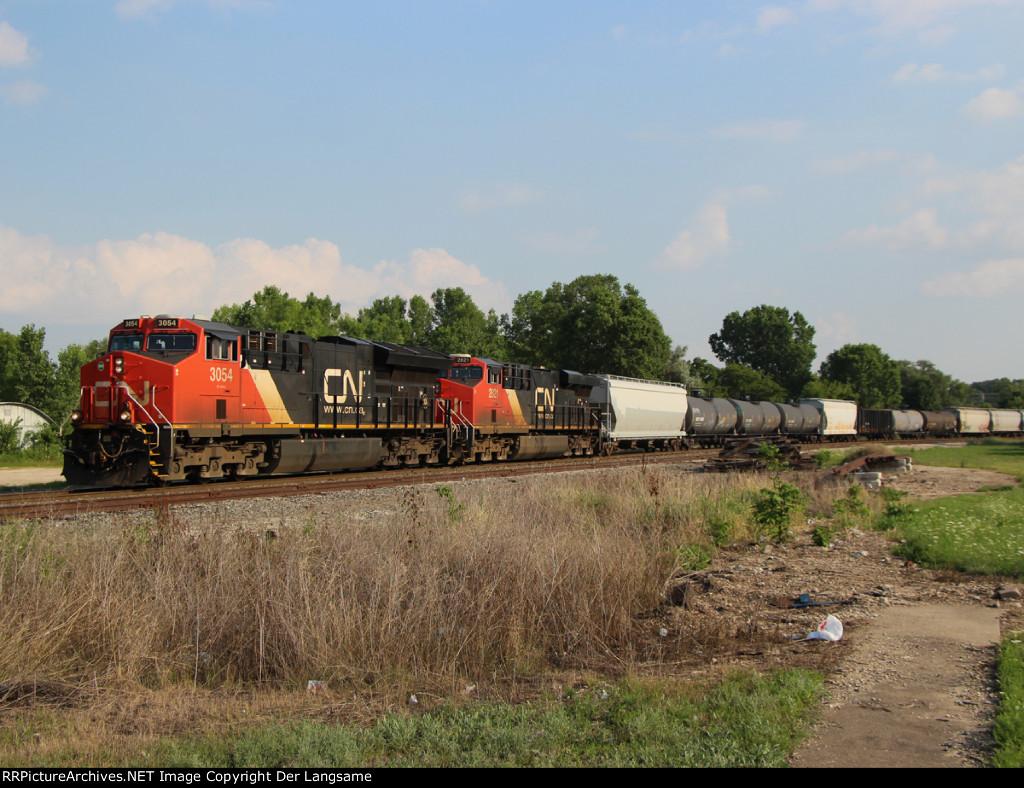 CN 3054 M34391-23
