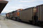 BNSF7228, SF729 and BNSF6175