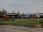 CN 5339 and GTW 4909