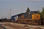 CSXT 3298 On CSX Q 509 South