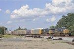 CSXT 705 On CSX Q 231 Southbound